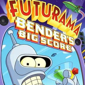 Futurama: Bender's Big Sco is listed (or ranked) 24 on the list The Best Time Travel Comedies, Ranked