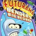 Futurama: Bender's Big Score is listed (or ranked) 23 on the list The Best Time Travel Comedies, Ranked