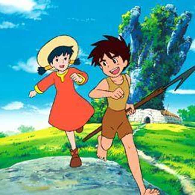 Future Boy Conan is listed (or ranked) 4 on the list What Was The Most Popular Anime Series The Year You Were Born?