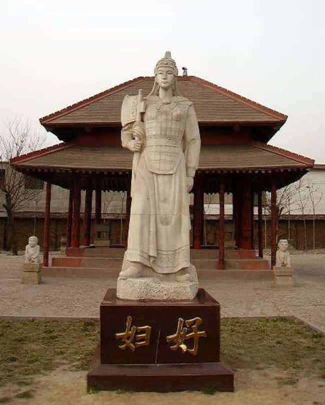 Fu Hao is listed (or ranked) 4 on the list Female Military Leaders Of The Ancient World