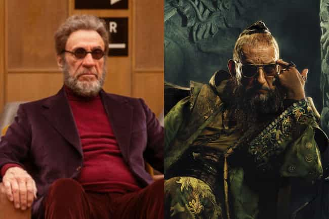 F. Murray Abraham is listed (or ranked) 2 on the list Who Would Be In Wes Anderson's Version Of The MCU?