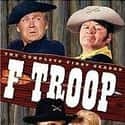 F Troop is listed (or ranked) 17 on the list The Greatest Sitcoms from the 1960s