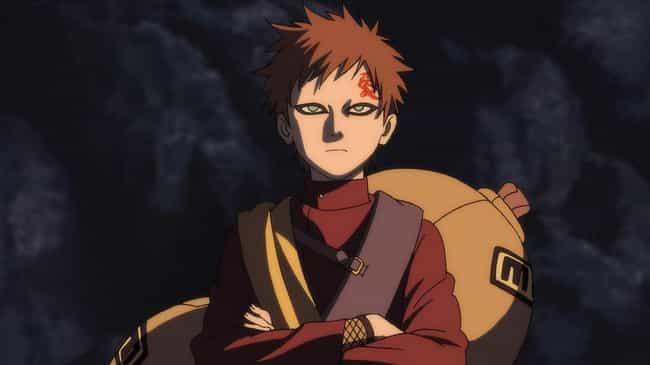 Gaara is listed (or ranked) 3 on the list The 15 Greatest Kekkai Genkai Users In 'Naruto'
