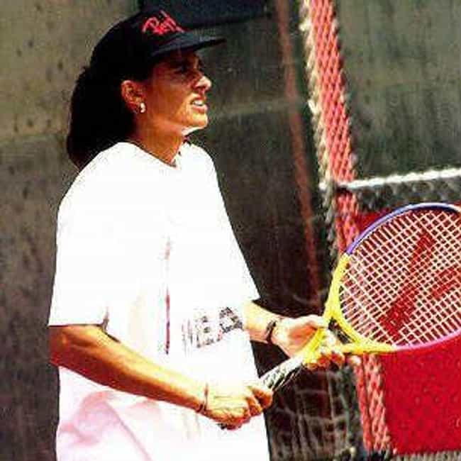 Gabriela Sabatini is listed (or ranked) 1 on the list The Best Tennis Players from Argentina