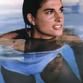 Gabriela Sabatini is listed (or ranked) 14 on the list List of Famous Tennis Players