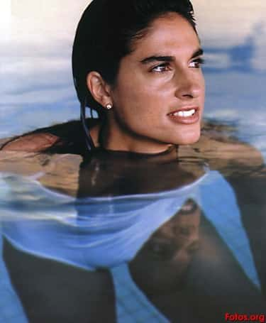 Gabriela Sabatini is listed (or ranked) 1 on the list Famous Female Athletes from Argentina