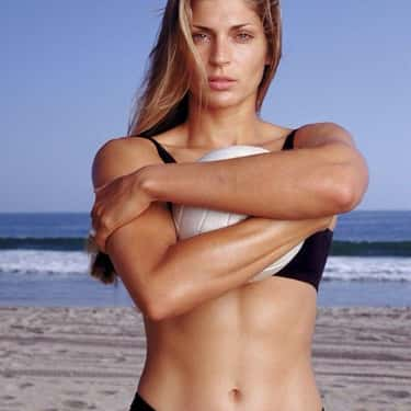 Gabrielle Reece is listed (or ranked) 1 on the list Famous Female Volleyball Players