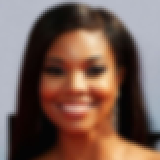 Gabrielle Union is listed (or ranked) 2 on the list Women Who Terrence Howard Has Dated