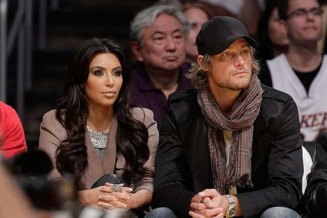 Gabriel Aubry is listed (or ranked) 3 on the list Kim Kardashian's Loves & Hookups
