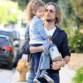 Gabriel Aubry is listed (or ranked) 11 on the list Famous People Named Gabriel