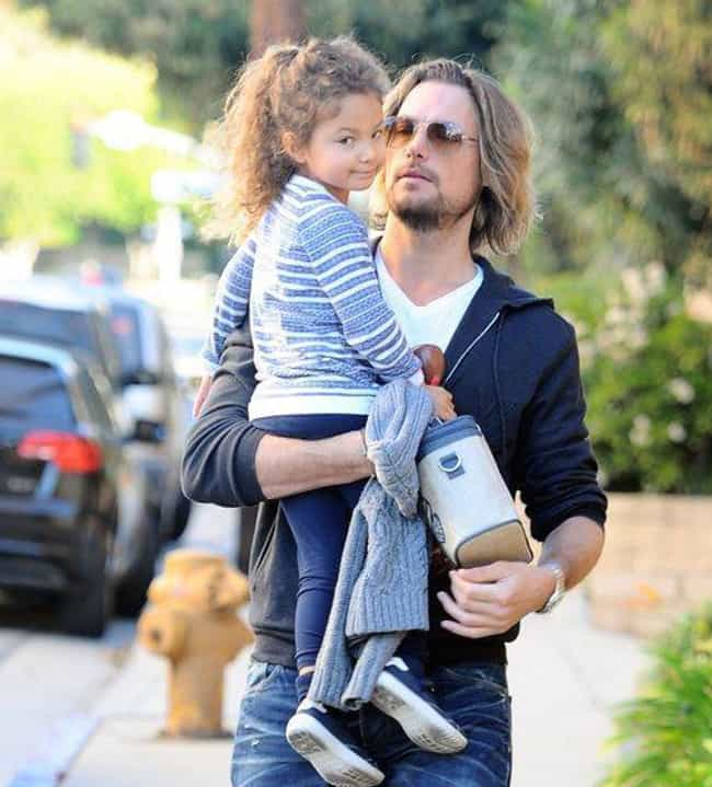 Gabriel Aubry is listed (or ranked) 3 on the list 30 Famous Celebrity Deadbeat Dads