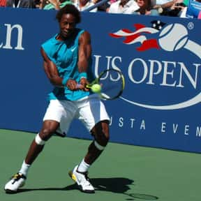Gaël Monfils is listed (or ranked) 12 on the list The Best Men's Tennis Players in the World Right Now