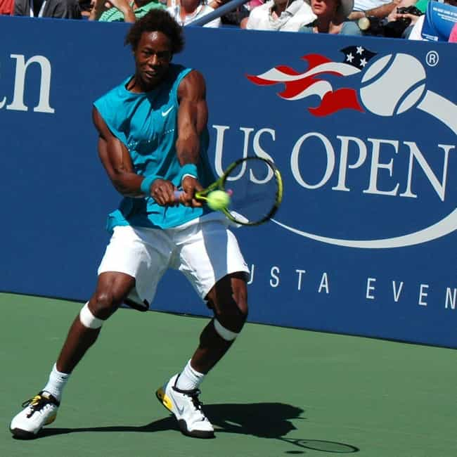 Gaël Monfils is listed (or ranked) 2 on the list The Best Tennis Players from France