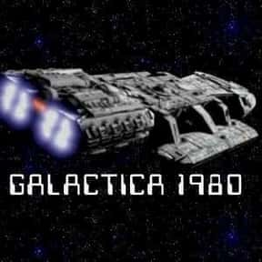 Galactica 1980 is listed (or ranked) 9 on the list Glen A. Larson Shows and TV Series
