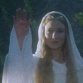 Galadriel is listed (or ranked) 21 on the list The Greatest Female Characters in Film History