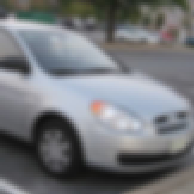 2007 Hyundai Accent Hatchback is listed (or ranked) 3 on the list The Best Hyundai Accents of All Time
