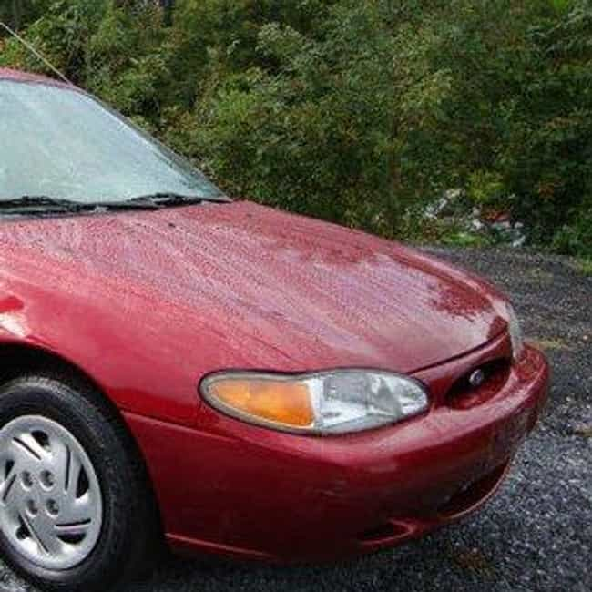 1997 Ford Escort Sedan ... is listed (or ranked) 5 on the list The Best Ford Escorts of All Time
