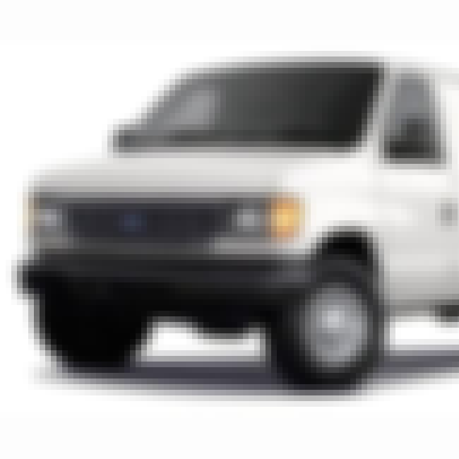 2006 Ford E-150 Van is listed (or ranked) 2 on the list List of 2006 Fords