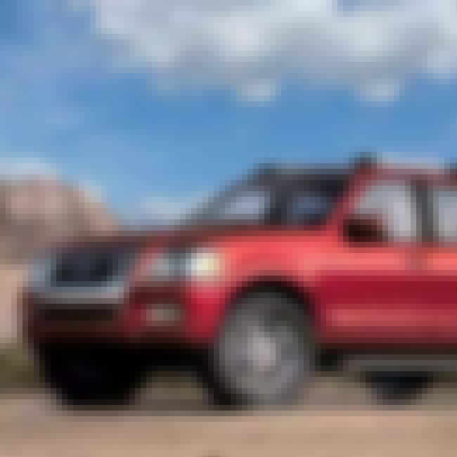 2007 Ford Explorer Sport Trac is listed (or ranked) 1 on the list List of Popular Ford Trucks
