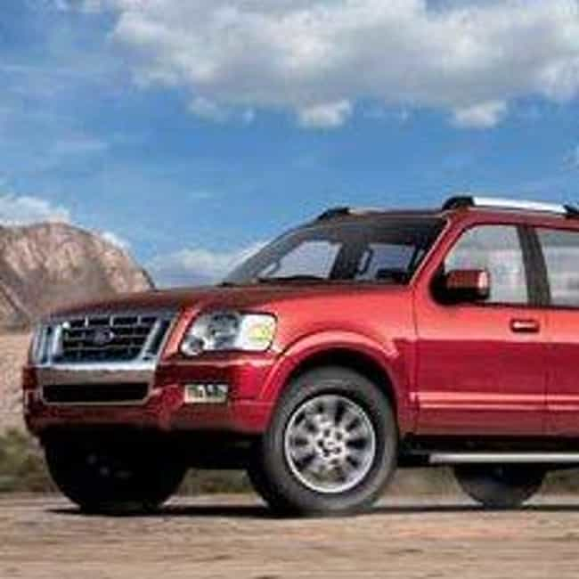 2007 Ford Explorer Sport Trac is listed (or ranked) 3 on the list The Best Ford Explorer Sport Tracs of All Time