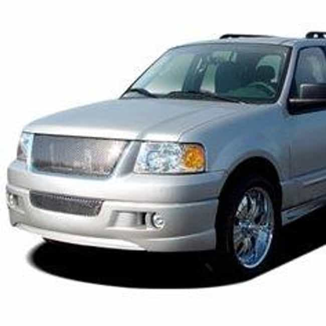 2006 Ford Expedition is listed (or ranked) 4 on the list The Best Ford Expeditions of All Time