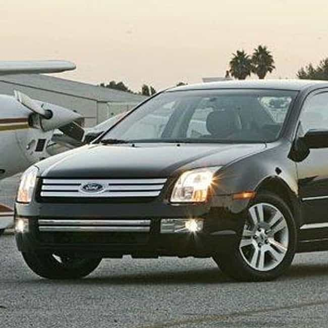 2006 Ford Fusion is listed (or ranked) 4 on the list The Best Ford Fusions of All Time
