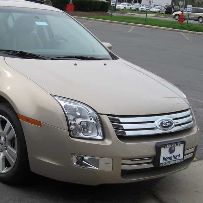 2007 Ford Fusion is listed (or ranked) 1 on the list The Best Ford Fusions of All Time