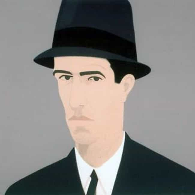 Passing is listed (or ranked) 4 on the list Famous Alex Katz Paintings