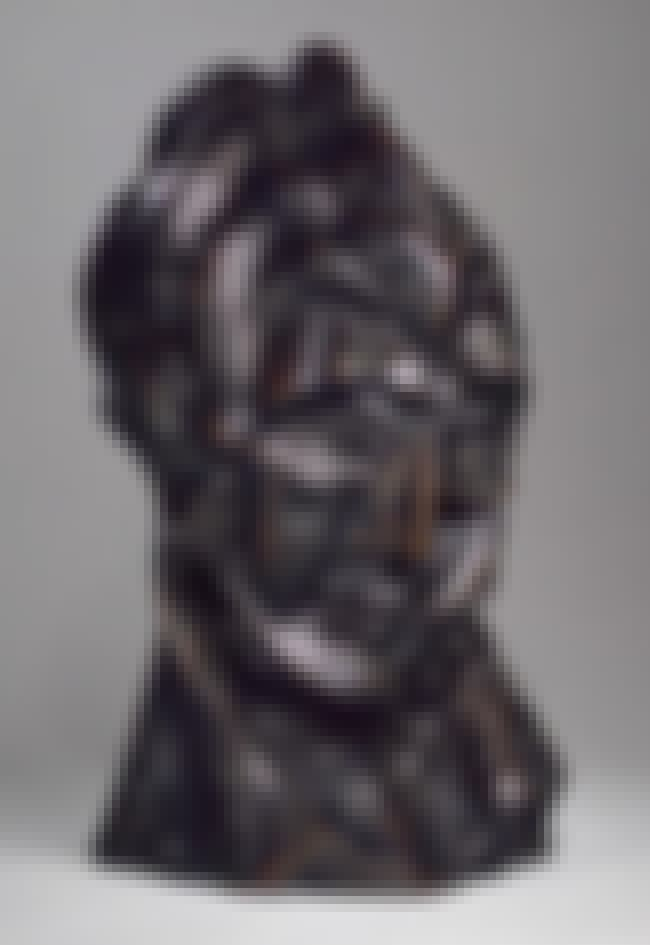 Woman's Head (Fernande) is listed (or ranked) 6 on the list Famous Pablo Picasso Sculptures