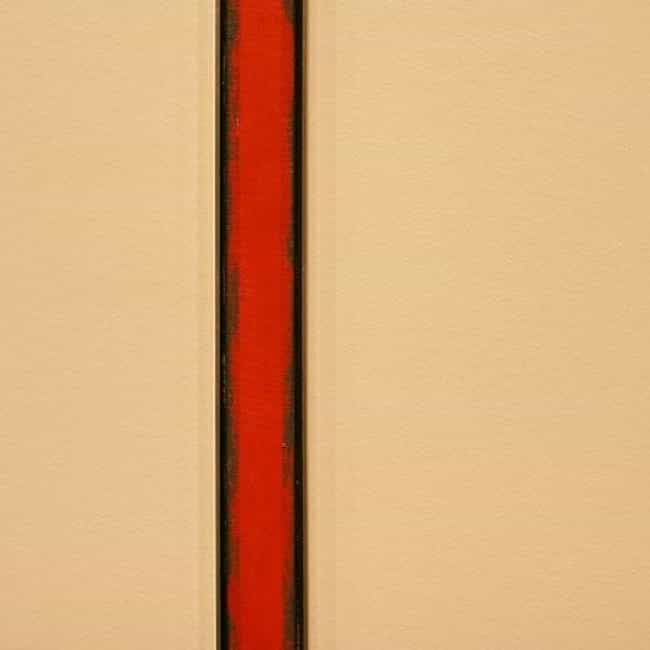 The Wild is listed (or ranked) 4 on the list Famous Barnett Newman Paintings