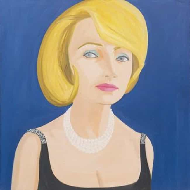 Lita is listed (or ranked) 3 on the list Famous Alex Katz Paintings