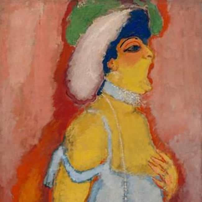 Modjesko, Soprano Singer... is listed (or ranked) 3 on the list Famous Kees van Dongen Paintings