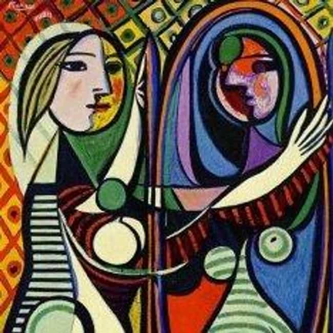 Girl before a Mirror is listed (or ranked) 4 on the list Famous Cubism Artwork
