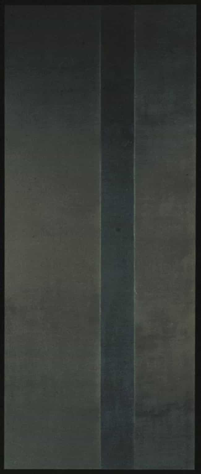 Abraham is listed (or ranked) 1 on the list Famous Barnett Newman Paintings