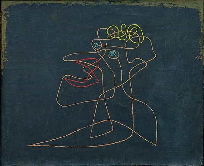 """""""Or The Mocked Mock... is listed (or ranked) 1 on the list Famous Paul Klee Paintings"""