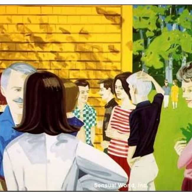 Lawn Party is listed (or ranked) 2 on the list Famous Alex Katz Paintings