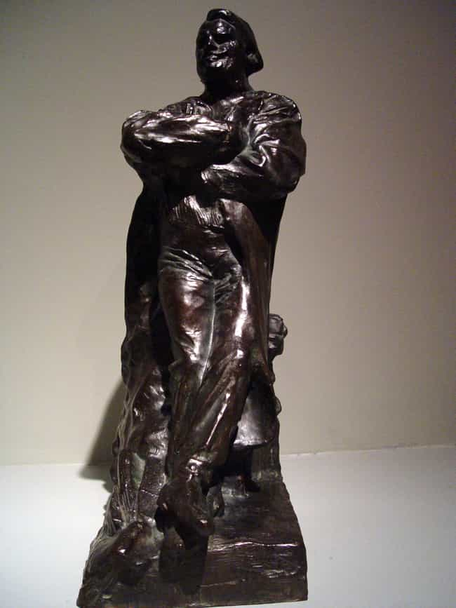 Balzac in a Frock Coat is listed (or ranked) 1 on the list Famous Auguste Rodin Sculptures