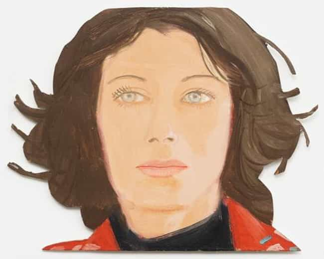Face of the Poet is listed (or ranked) 1 on the list Famous Alex Katz Paintings