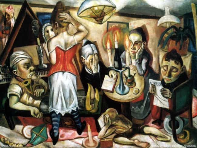 Family Picture is listed (or ranked) 2 on the list Famous Max Beckmann Paintings