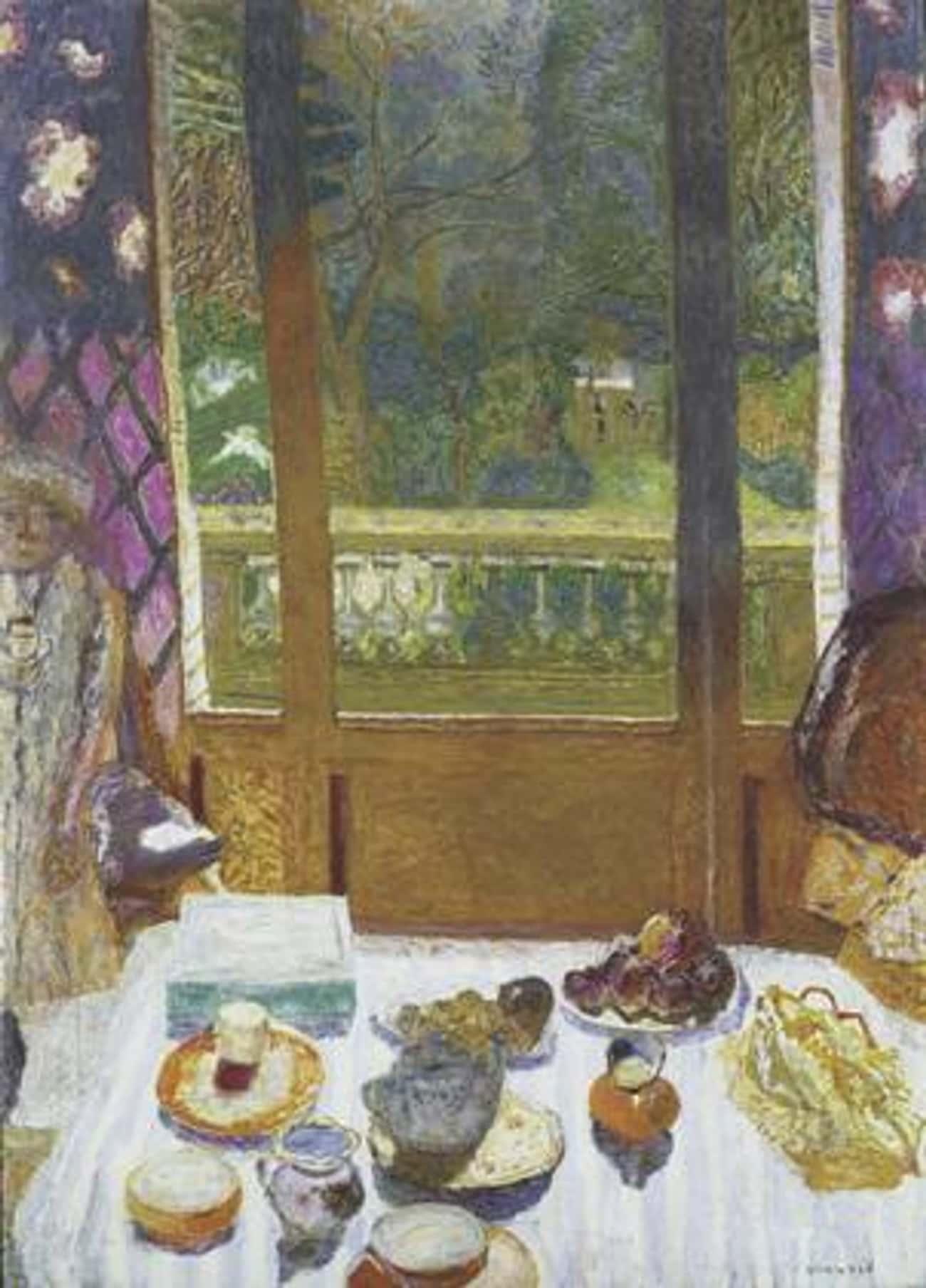 Dining Room Overlooking the Garden (The Breakfast Room)