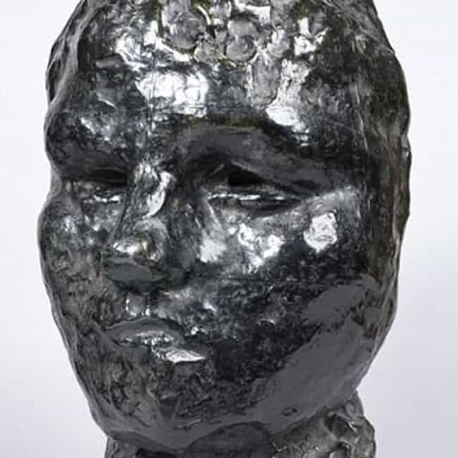 Head is listed (or ranked) 4 on the list Famous Auguste Rodin Sculptures