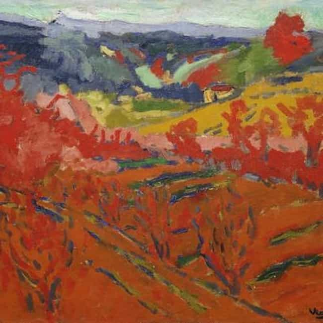 Autumn Landscape is listed (or ranked) 1 on the list Famous Maurice de Vlaminck Paintings