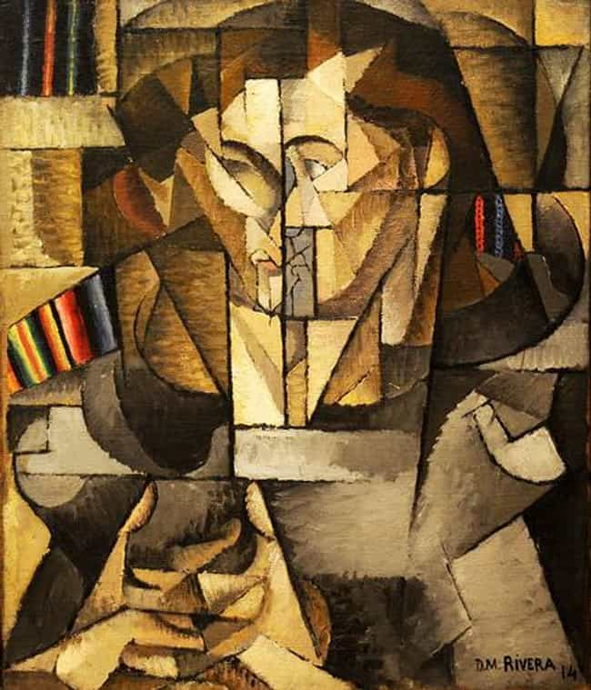 Jacques Lipchitz (Portra... is listed (or ranked) 2 on the list Famous Diego Rivera Paintings