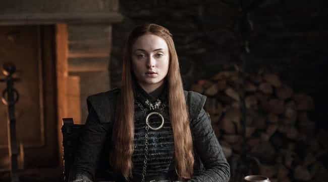 Sansa Stark is listed (or ranked) 2 on the list Which Game Of Thrones Character Are You, Based On Your Zodiac Sign?