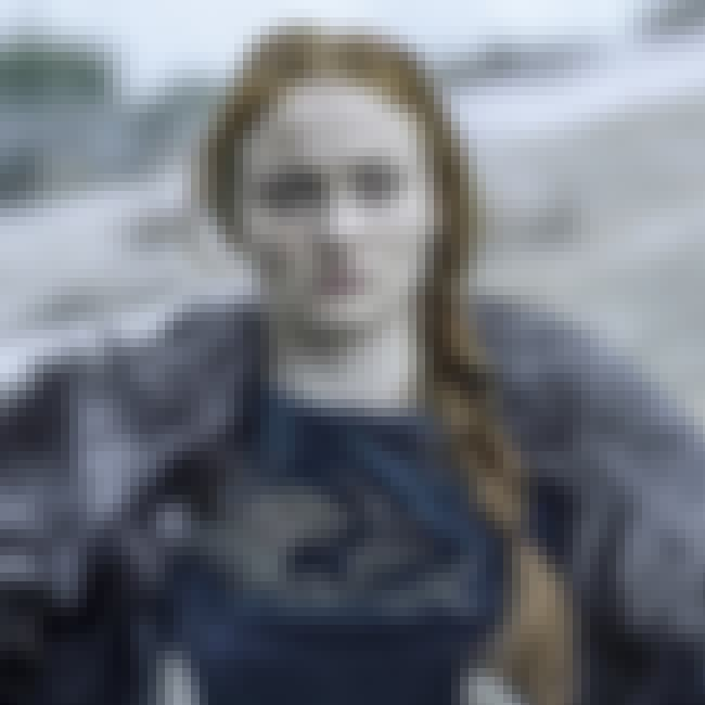 Sansa Stark is listed (or ranked) 4 on the list The Best Members of House Stark