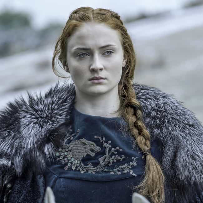 Sansa Stark is listed (or ranked) 3 on the list The Best Members of House Stark