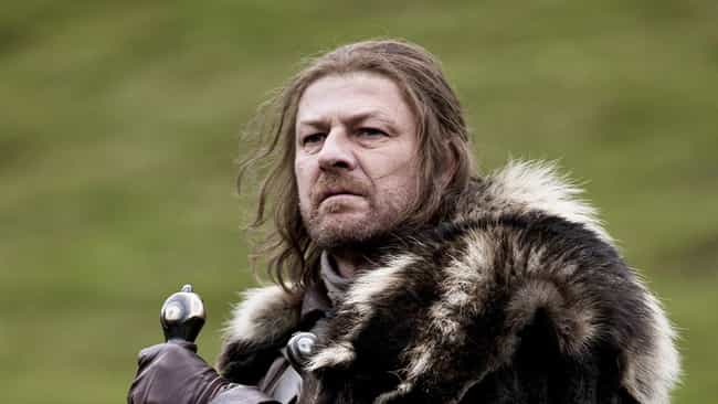 Eddard Stark is listed (or ranked) 1 on the list The Best Members of House Stark