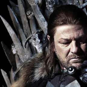 Eddard Stark is listed (or ranked) 12 on the list The Most Hardcore Game of Thrones Characters