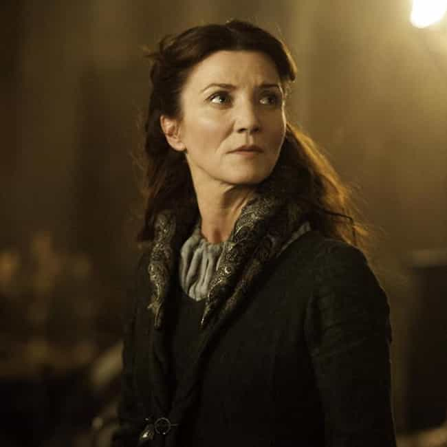 Catelyn Stark is listed (or ranked) 1 on the list All Members of House Tully