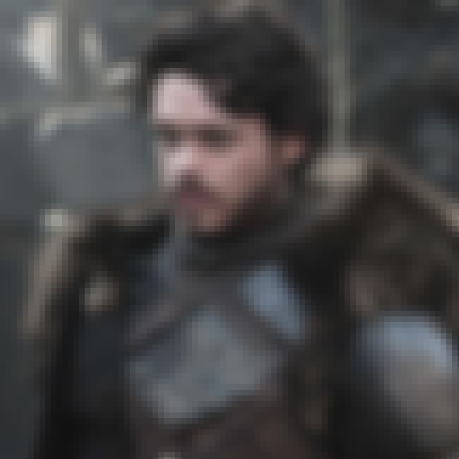 Robb Stark is listed (or ranked) 4 on the list The Best Kings and Queens on Game of Thrones